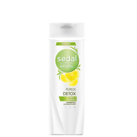 Sedal Pureza Detox Shampoo 190ml
