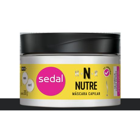 Sedal Crema de Tratamiento Nutre